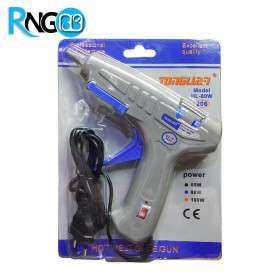 تفنگ چسب حرارتی بزرگ قوی 60W کلیددار