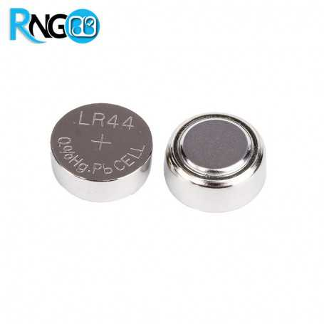 باتری سکه ای 1.55 ولت LR44/A76/AG13
