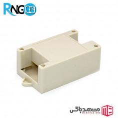 جعبه صنعتی MBW29 سایز 96x50x31mm سفید کرم