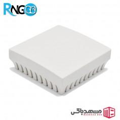 جعبه تهویه 80x80x27mm مدل MBN41 سفید