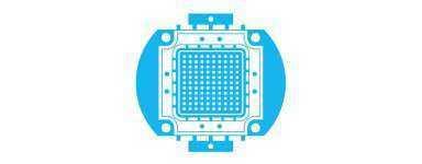 LED وات بالا / COB و DOB